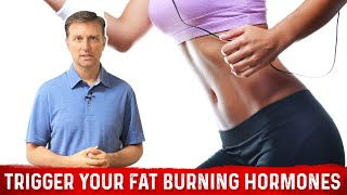 Trigger Your Fat Burning Hormone: GLUCAGON