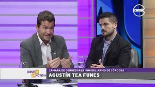 Agustín Tea Funes | Cámara de Corredores Inmobiliarios Córdoba