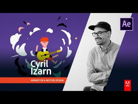 Motion Design with Cyril Izarn - live 1/3