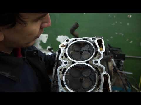 Двигатель SUBARU EJ25 и хорошие новости)