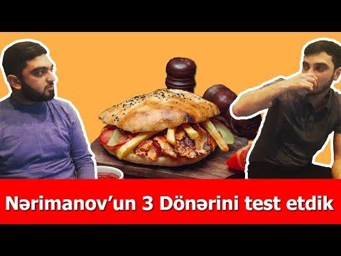 Nərimanov'un 3 DÖNƏRçisini Test Etdik #ZƏHƏRLƏNDİK?!