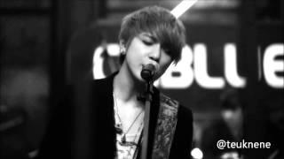"[AUDIO] 130615 BluemoonManila- Yonghwa : "" I"