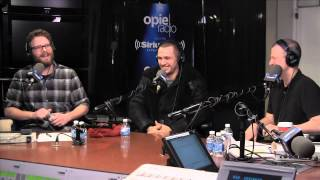 Seth Rogen and James Franco on The Interview, North Korea and Sony Hack - @OpieRadio