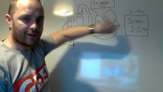 DIY Night Vision - Raspberry Pi Zero wiring for Night Vision NOIR camera