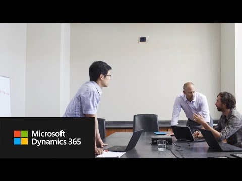 Start working in Dynamics 365 business apps