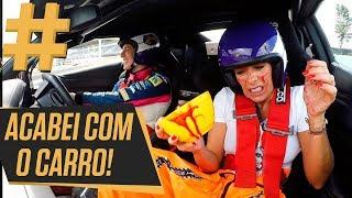 Entrei em choque dando uma volta em Interlagos | Adriane Galisteu | Adriane Galisteu