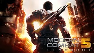 Modern Combat 5 Gamplay  2018   Action gaming Review