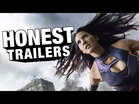 Honest Trailers - X-Men: Apocalypse