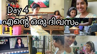 1 week of day in my life|Day 4|easy snack with cauliflower|Huge home decor from Amazon|AsviMalayalam