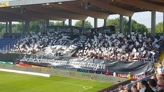 SKN St. Pölten - SK Sturm Graz 1:3 (0:2), Bundesliga 2016/17, 20.08.2016, Choreo und Sieg!