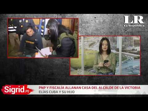 "Sigrid.pe: Entrevista a Michelle Meza, vocera de plataforma ""Reacciona"""