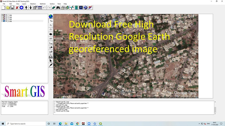 qgis lesson8 download very high resolution georeferenced google earth image using smart gis