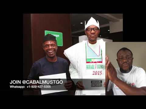 Buhari Officially Freeing Boko Haram Terrorists