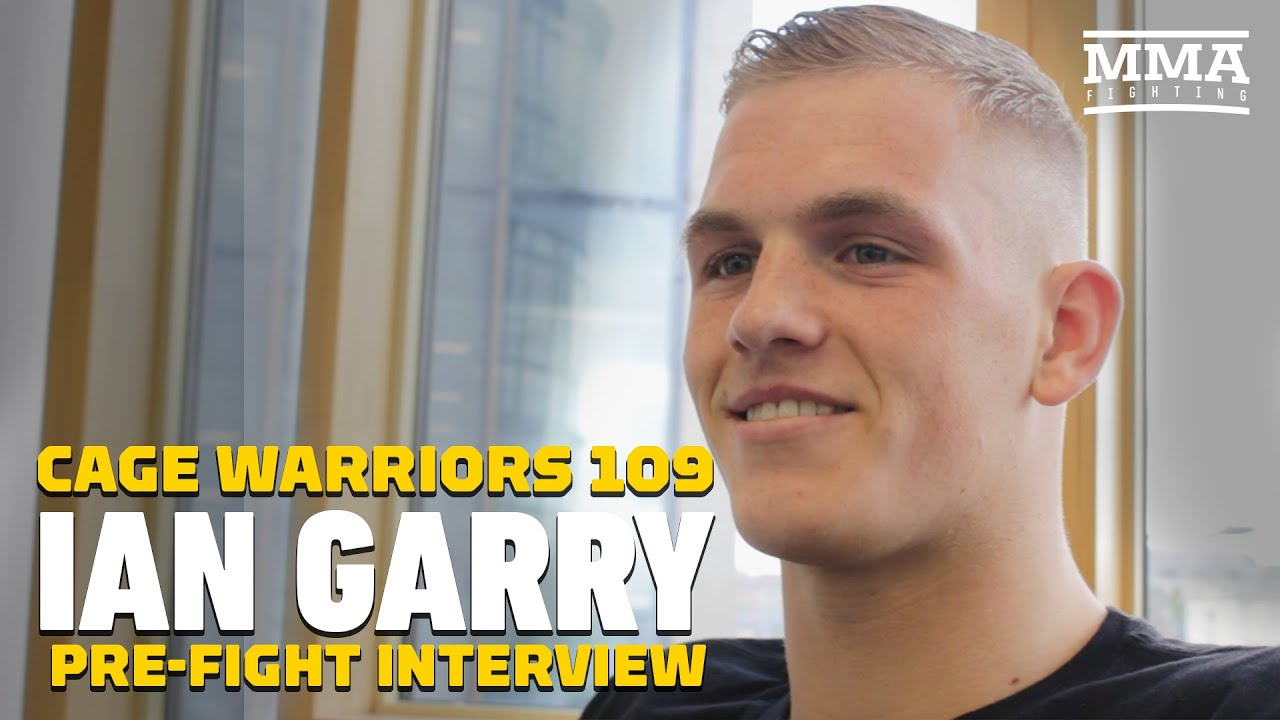 Ian Garry Confident He Can Compete With UFC-Caliber Opposition - MMA Fighting