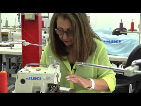 Industrial Sewing Operations