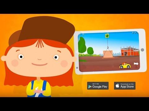 Игра Доктор Машинкова. Приложение для детей по мультику Доктор Машинкова