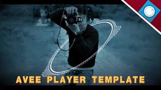 template avee player 2020 Simple dan praktis