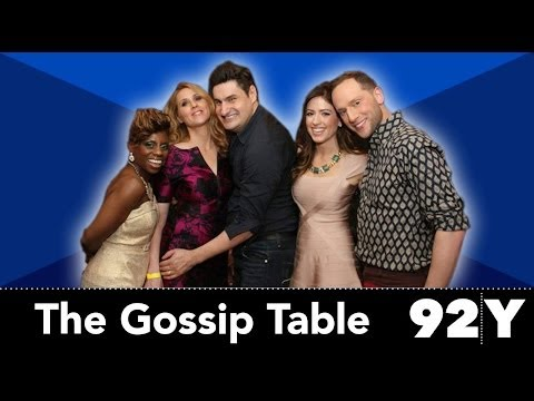 "George Rush and Joanna Molloy Talk Gossip with VH-1's ""The Gossip Table"""