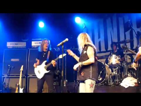 Danger Danger - Live At Firefest, Nottingham, Oct 26, 2014