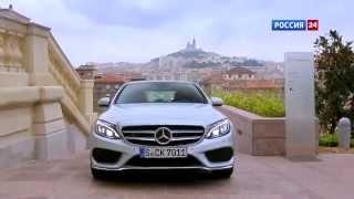 Тест драйв автомобиля Mercedes Benz с class 2015 года