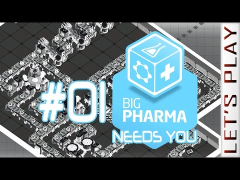 Big Pharma Needs You #01 [Acne] - Let's Play