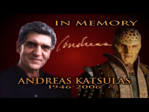 Babylon 5: In Memory of Andreas Katsulas