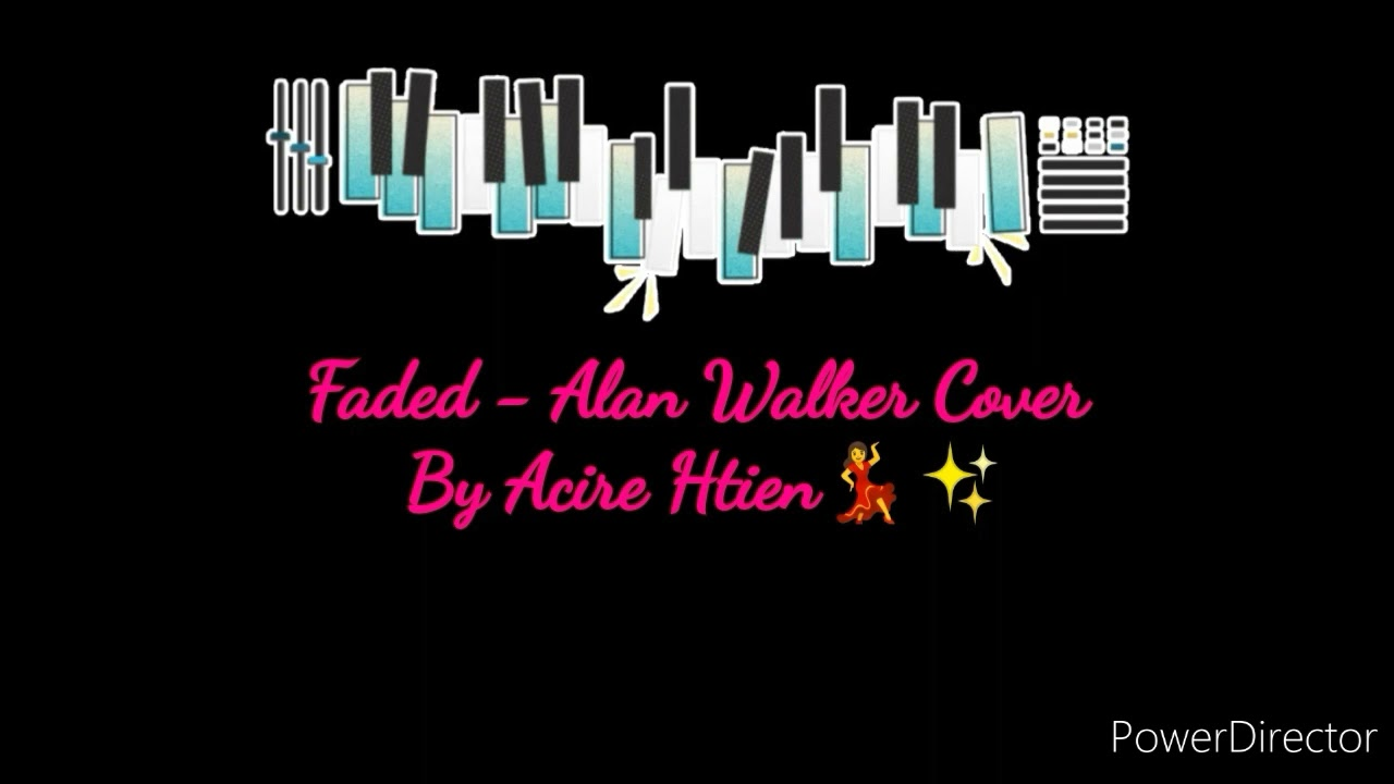 Download Faded - Alan Walker Spanish Version Angie Cover By Acire Htien📻🎶💕