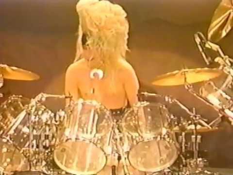 X JAPAN - 20th Century Boy (Tokyo Dome 1992.01.05)