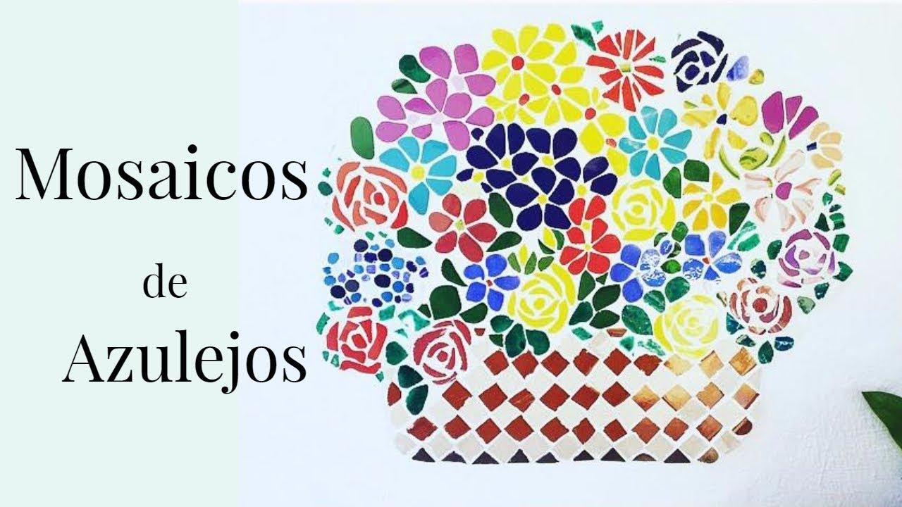 Mosaicos De Azulejos En Paredes Finest Mosaicos Venecitas  ~ Mosaicos De Azulejos En Paredes