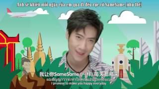 [Vietsub] Bản tình ca Thái (Tình Thánh OST)| 泰国情哥 《情圣》| Thai Love Song (Some like it hot OST)