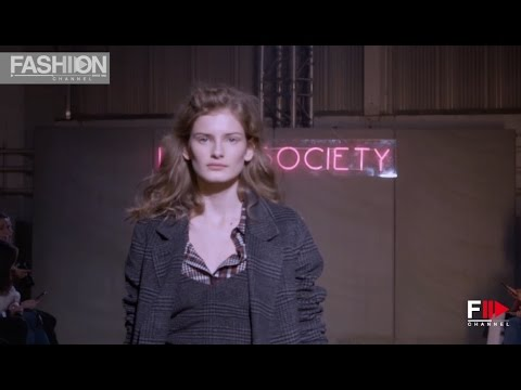 GANNI Copenhagen Fashion Week Fall Winter 2017 2018 - Fashion Channel