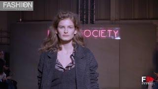GANNI Copenhagen Fashion Week Fall Winter 2017 2018 - Fashion Channel