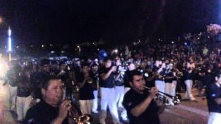 Banda Pusi Wayras carnaval primavera 2013 copiapó