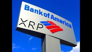 Bank of America Ripple XRP Deposits Coming Soon