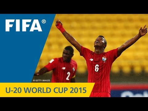 U-20 World Cup TOP 10 GOALS: Fidel Escobar (Panama v. Austria)