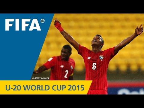 U-20 World Cup TOP 10 GOALS: Fidel Escobar (Panama v. Austria)