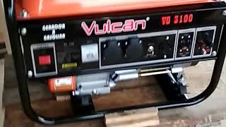 Como tirar gasolina do tanque e do carburador do gerador vulcan 3100w