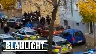 Libanesen-Clan - Erst Strafzettel, dann Schlägerei - 10 Polizisten verletzt