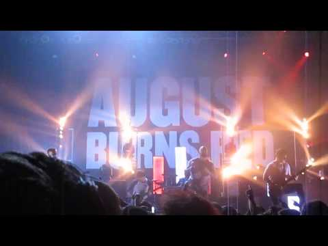 August Burns Red - The Truth of a Liar @ House of Blues Dallas, TX01/31/17