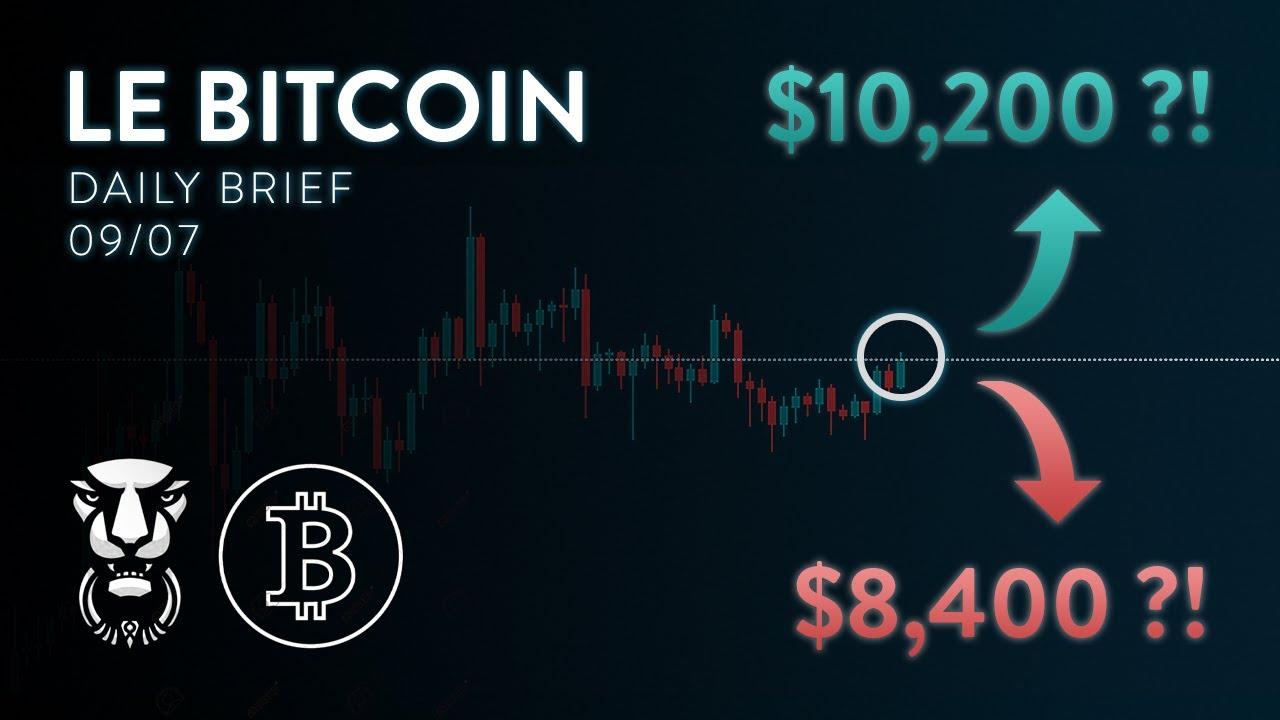 LE GOLD EXPLOSE !!! BITCOIN PRÊT À EXPLOSER AUSSI ?! - SHAD - Analyse Crypto FR Bitcoin Altcoin