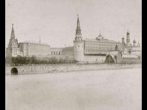 The Grand Kremlin Palace in 1875