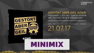 Gestört aber GeiL - #Zwei (Official Minimix HD)