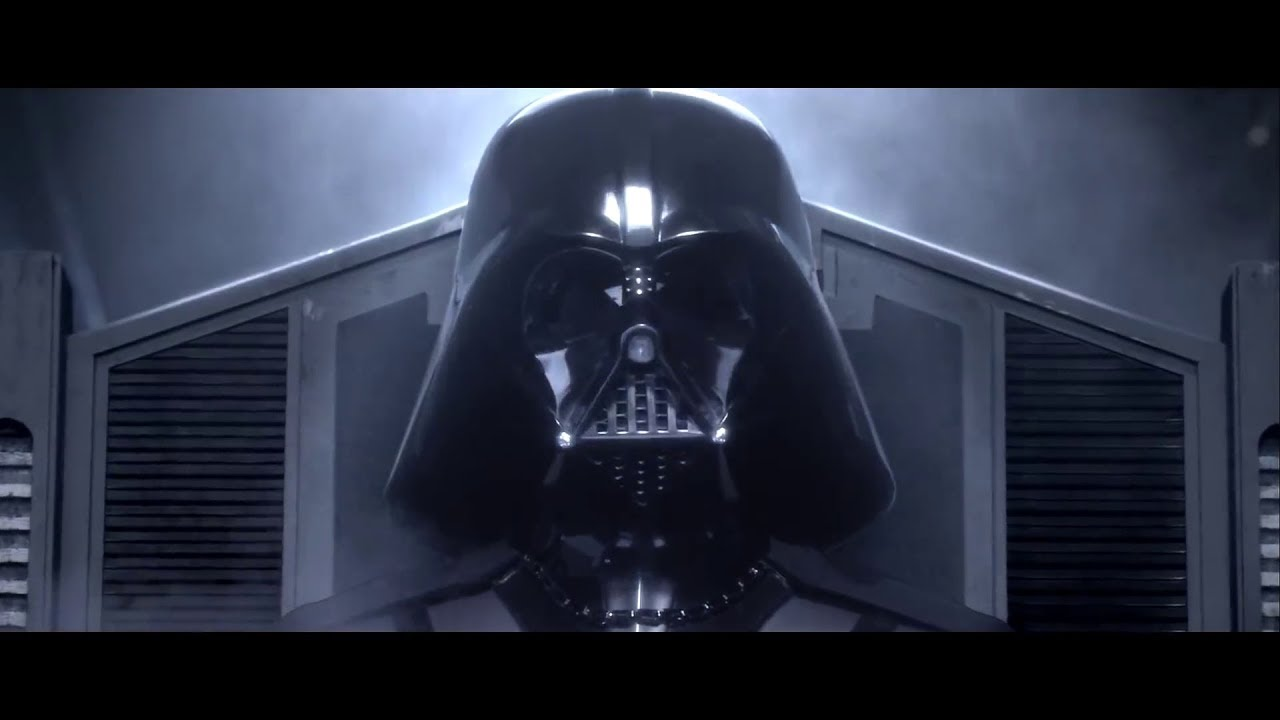 Anakin Skywalker Becomes Darth Vader Star Wars Episode Iii Revenge Of The Sith Youtube