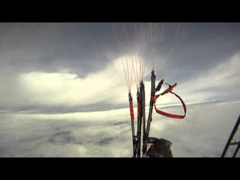 Flat Top Paramotor Altitude At 15,000 ft!! Powered Paragliding The Safest Highest Performance Gear!!
