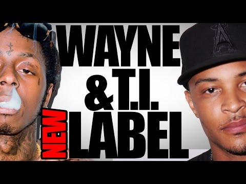 Lil Wayne and TI Starting New Record Label T.I. Isn't Happy With Kanye West, Steve Harvey, Meeting