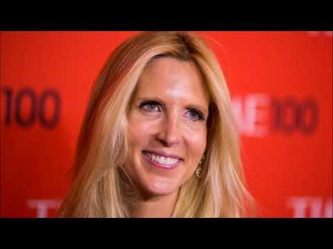 Ann Coulter Talks Left's Hypocrisy, Roy Moore