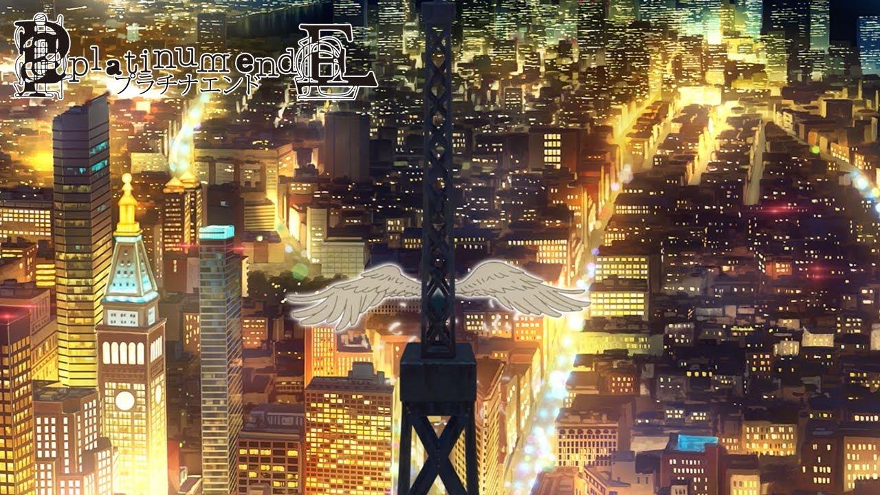 Angel's Wings   Platinum End