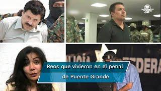 Este lunes la Secretaría de Seguridad y Protección Ciudadana anunció el cierre definitivo del penal de máxima seguridad de Puente Grande, Jalisco