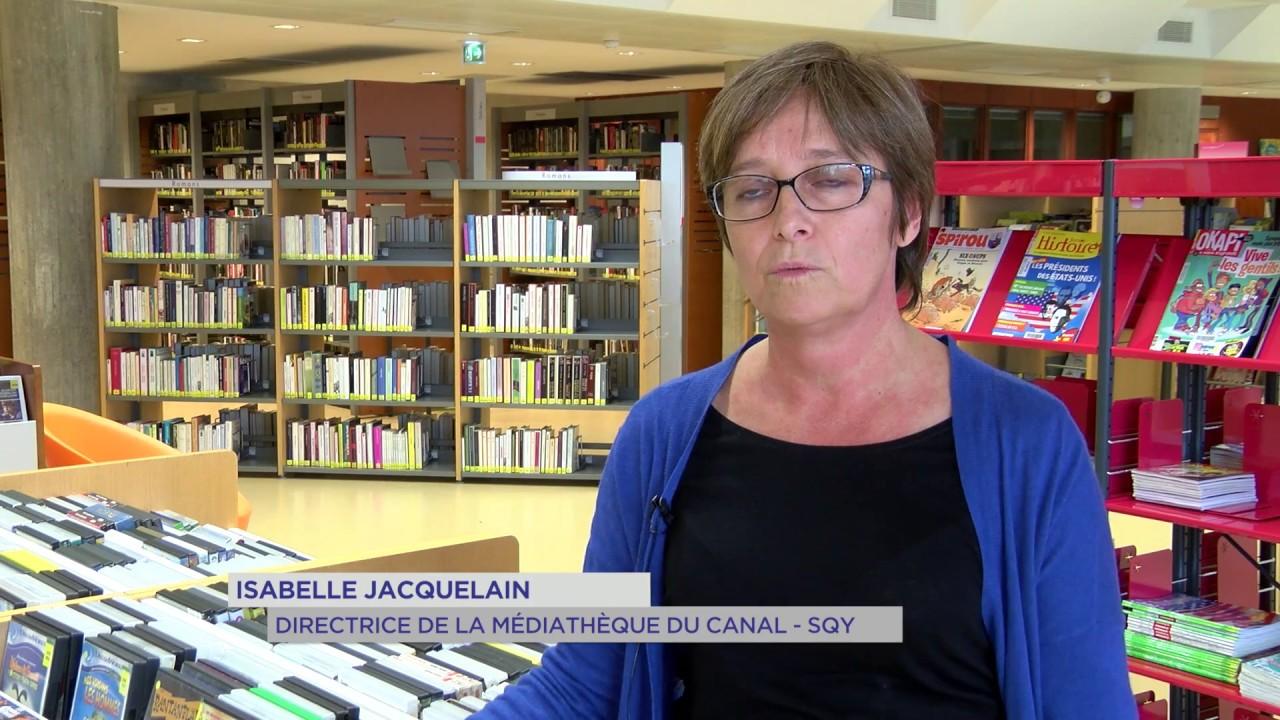 Culture : la médiathèque du canal ouvre ses portes