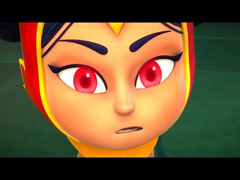 Chinese New Year: An Yu's Surprise!   PJ Masks Official